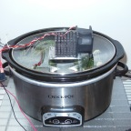 Slow cooker distillation